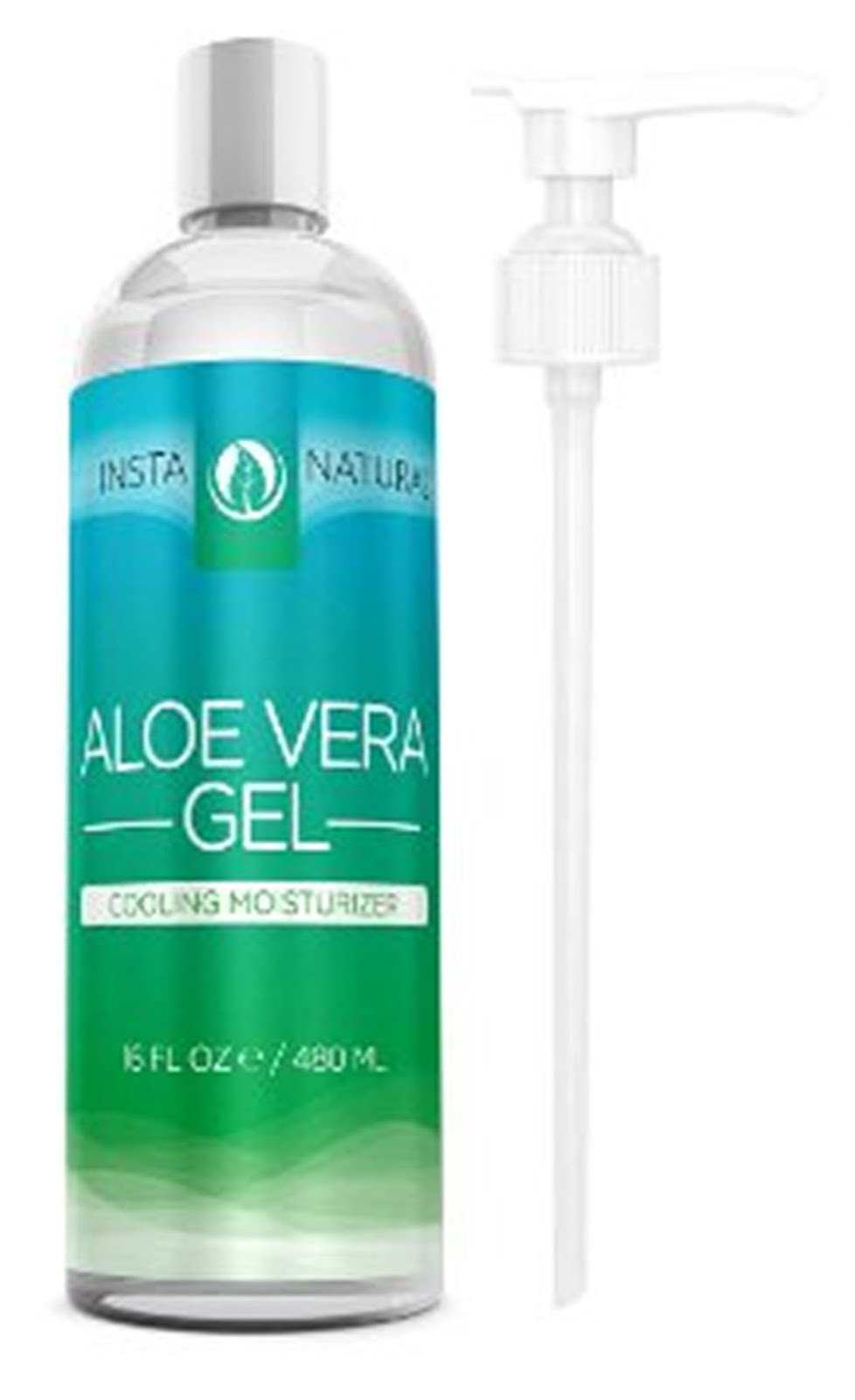 instanatural aloe vera gel cooling moisturizer blonde male. Black Bedroom Furniture Sets. Home Design Ideas