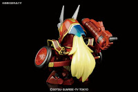 SDBF Kurenai Musha Amazing official image 01