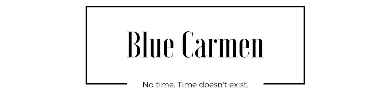 Blue Carmen