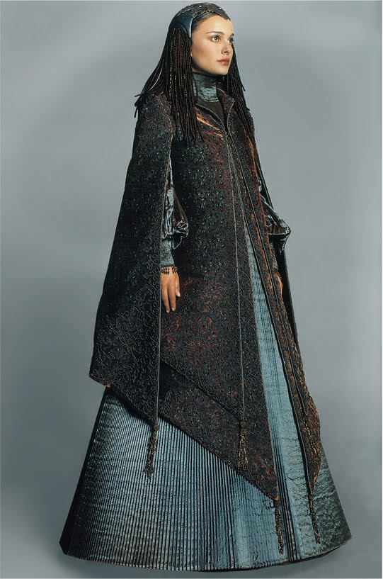 A Look Into Star Wars Padme S Dresses Part Xi