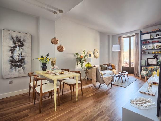 Blog achados de decora o casa decorada para se viver for Ver pisos decorados