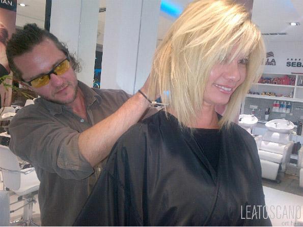 Lea Toscano Art Hair. Tendencias cortes y peinados.