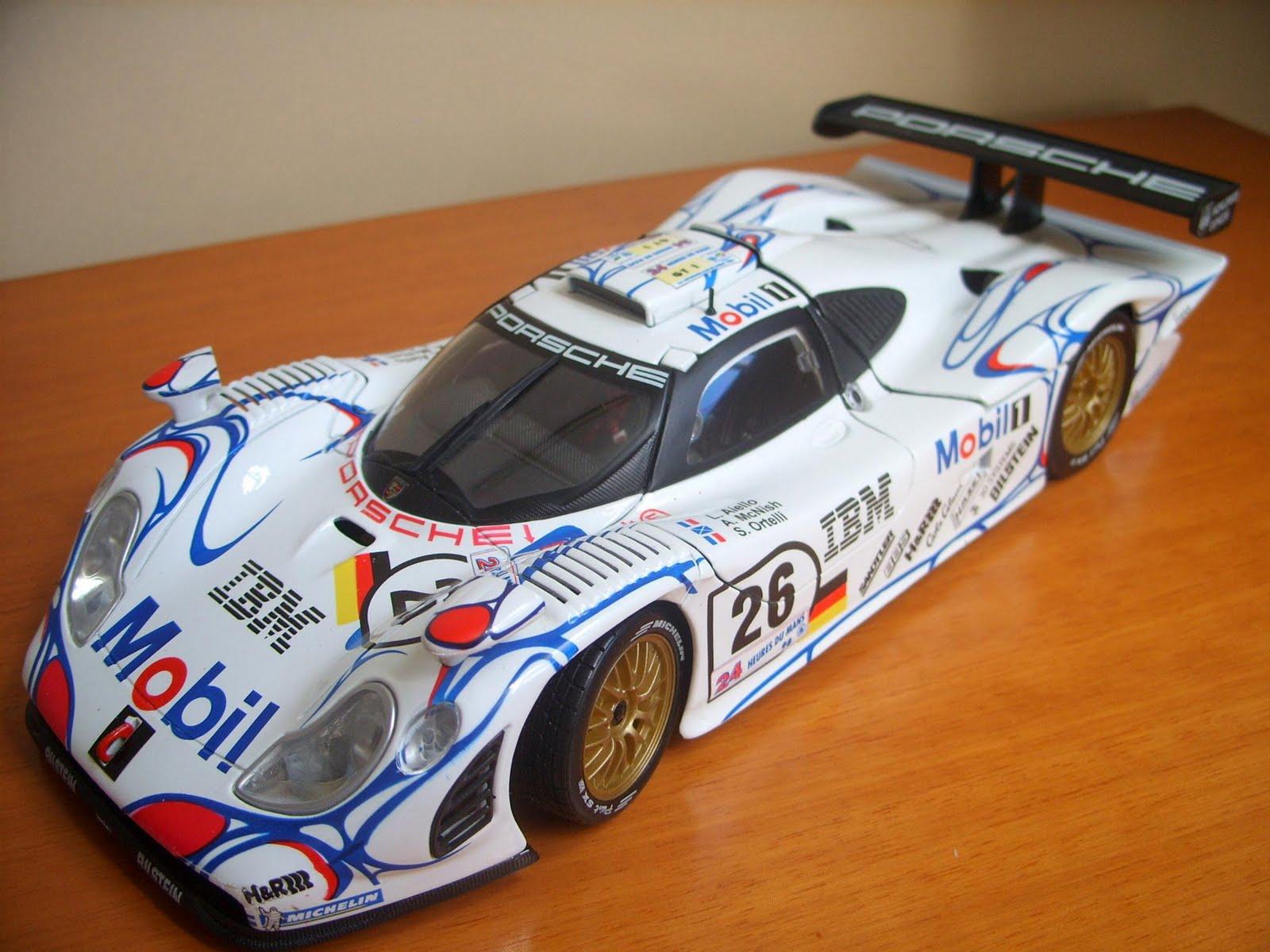 430385 Outstanding Maisto Porsche 911 Gt1 Le Mans 1998 Cars Trend
