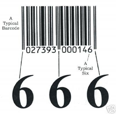 "MATÉRIA SOBRE MARCA DA BESTA ""666"""