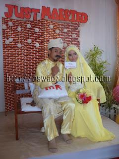 kahwin, wedding, pengantin