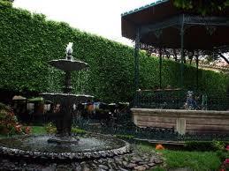 Sitios turisticos para visitar mineral de pozos guanajuato for 7 jardines guanajuato