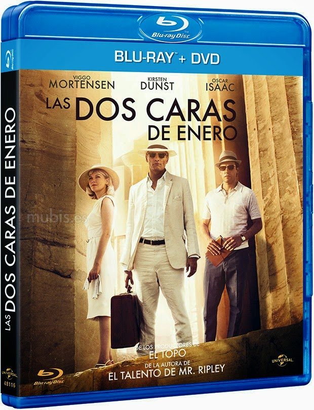 Las dos caras de enero (The Two Faces of January)