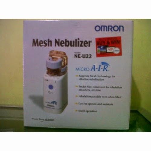 Nebulizer Omron Portable NE-U22