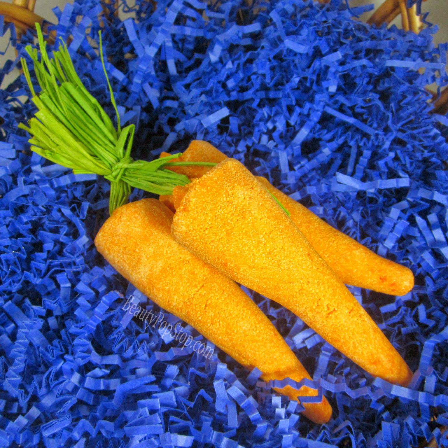 lush bunch of carrots bubble bar review