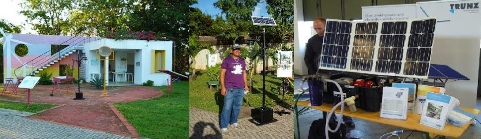 EcoTechNologia - Energia Renovável - Energia Solar e Eólica - Água Potável
