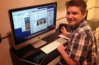 Michael Sayman, joven emprendedor