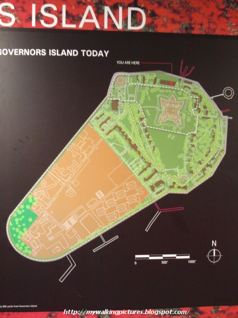 Governors Island Birthplace Of New York