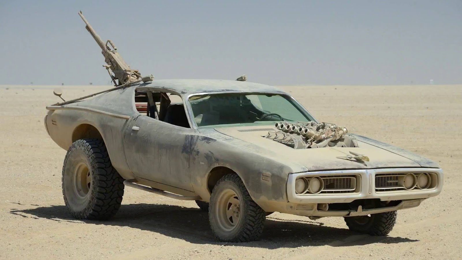 The Cars Of Fury Road A Work In Progress Madmax