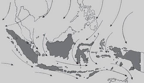 Soal Ulangan Harian IPS SMP Kelas 8 tentang Kondisi Fisik Wilayah dan Penduduk Indonesia