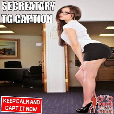 Secretary TG Caption