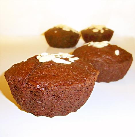 himmlische s igkeiten bananen schoko muffins ohne ei. Black Bedroom Furniture Sets. Home Design Ideas