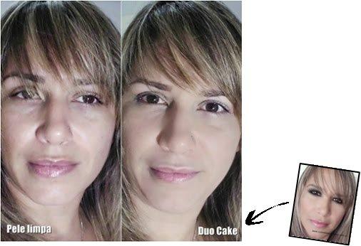 Testei: Duo Cake Vult Cosmética