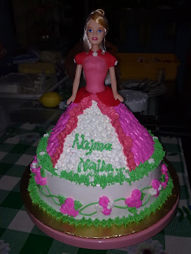 Doll Birthdaycake