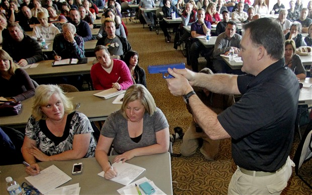 South Dakota approves Guns In Classrooms