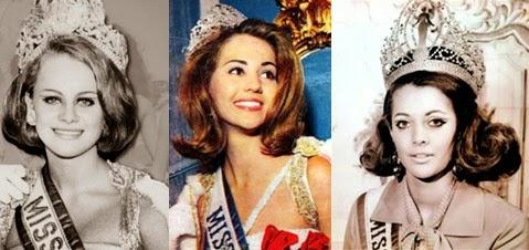 Misses Universo 66 - 67 - 68