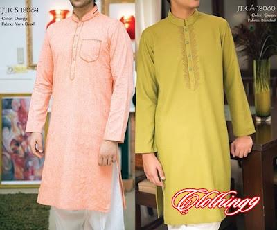 Junaid Jamshed Men's Eid Collection 2015
