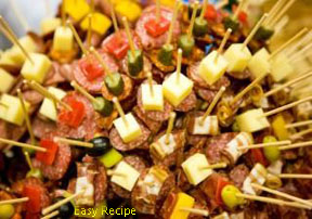 Party Finger Foods Recipes