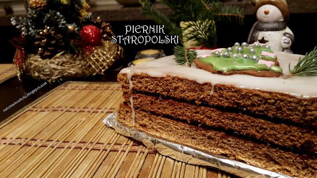 Piernik Staropolski - Dojrzewający