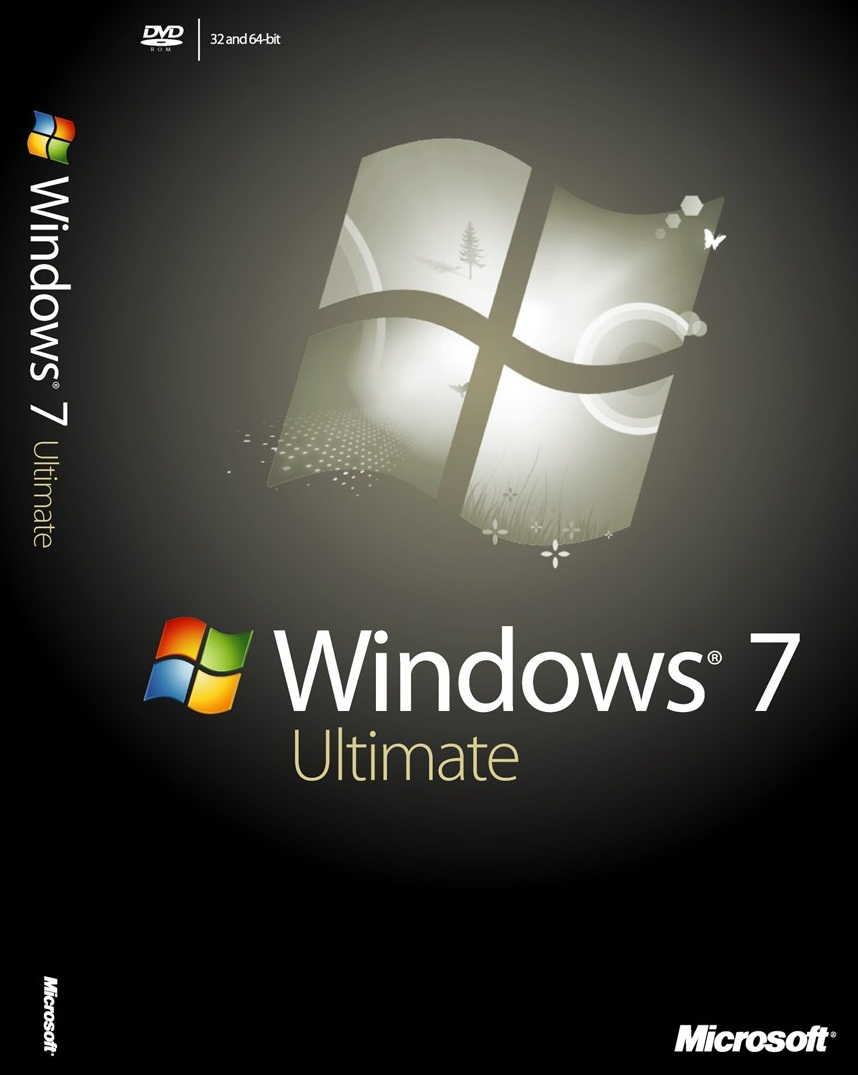 Windows 7 Ultimate   32 and 64-bit
