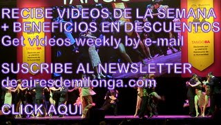 Recibe Newsletter semanal