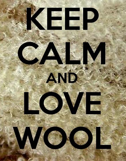 I heart wool!