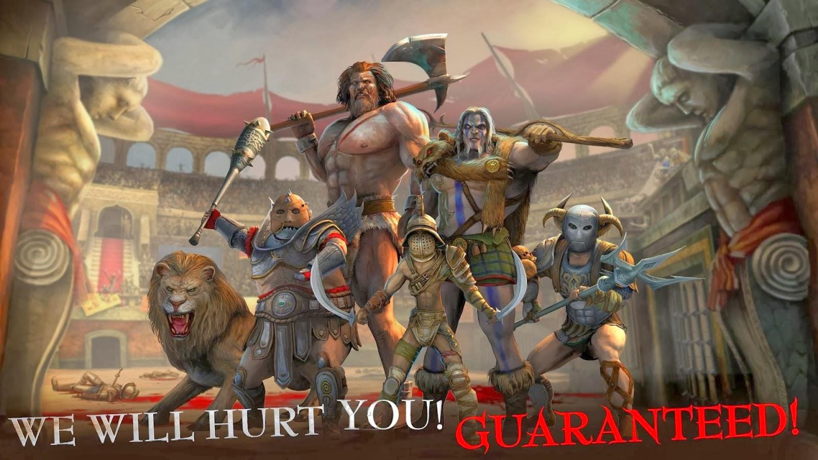 I, Gladiator v1.2.1.19825