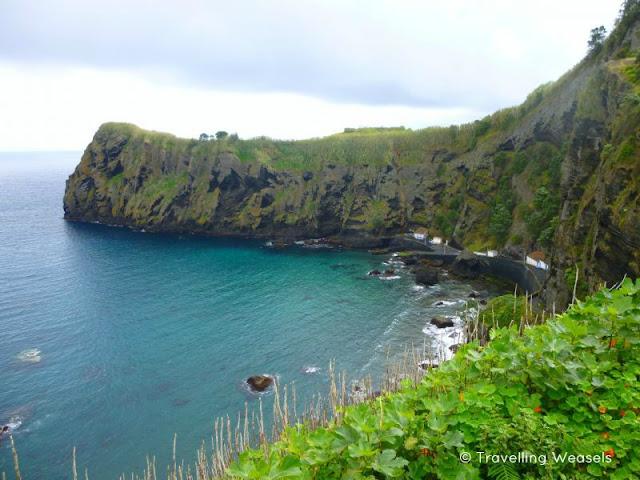 Azores Küste