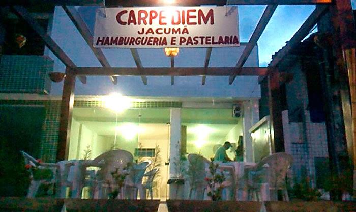 Carpe Diem Burguer Gourmet, nova opção de lanches em Jacumã