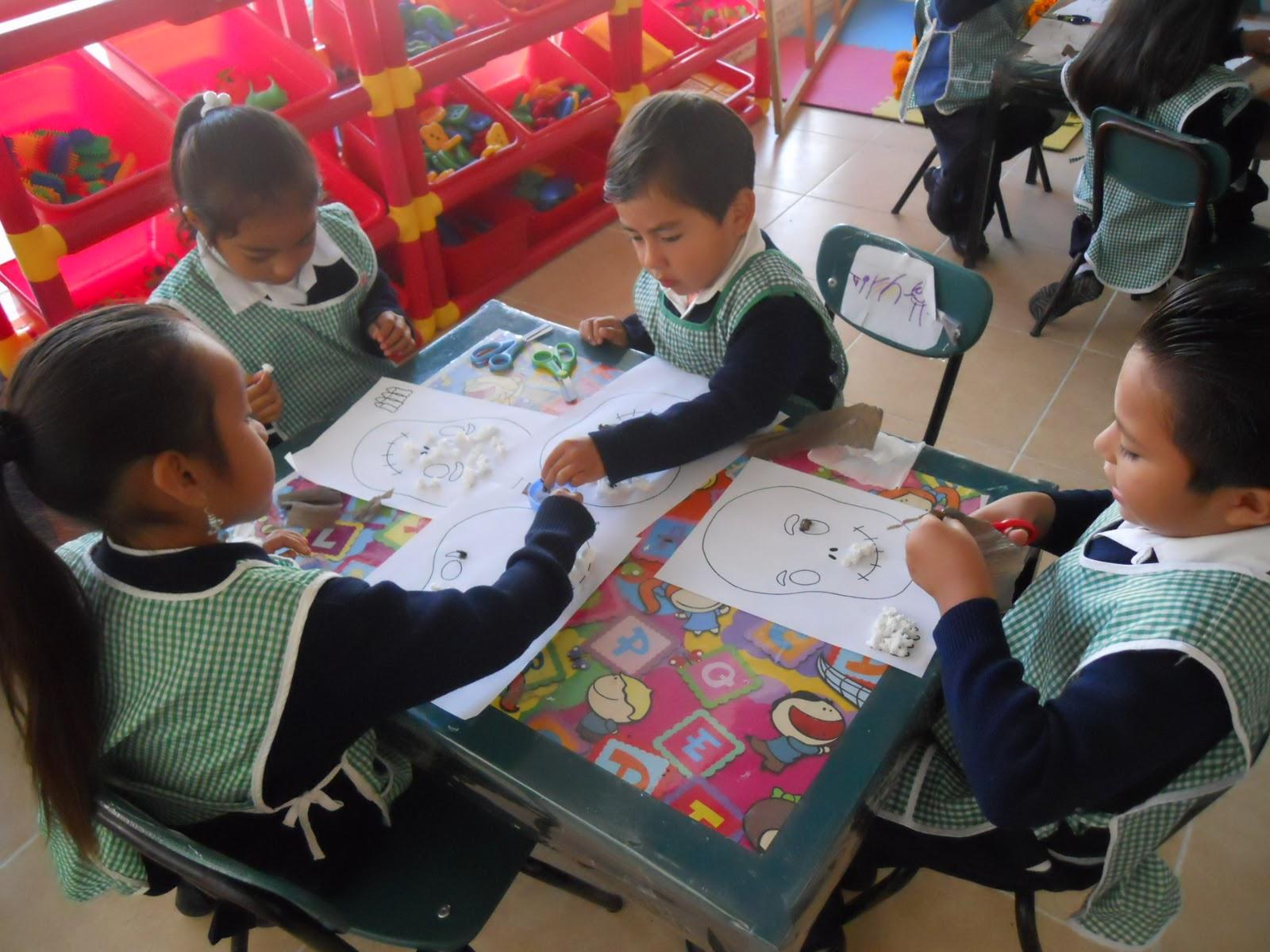 Tic en educaci n dia de muertos for Actividades para el salon de clases