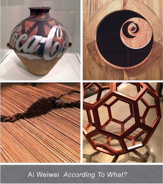 Ai Weiwei art retrospective at the AGO According to What? from Wicked and Weird