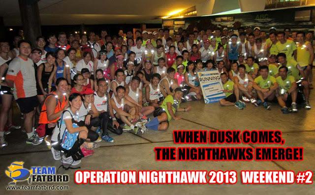 Ops NightHawk 2013: The Wild Night Run