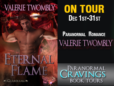 Eternal Flame by Valerie Twombly  Tour & Giveaway!