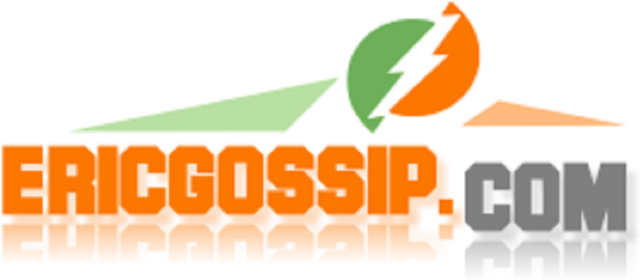 WELCOME TO ERICGOSSIP. : WORLD  NEWS  &  ENTERTAINMENT.