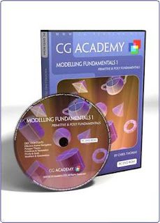 CG Academy 3Ds Max Modelling Fundamental 1