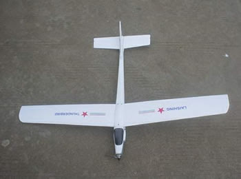 3 ch thunderbird rc plane image