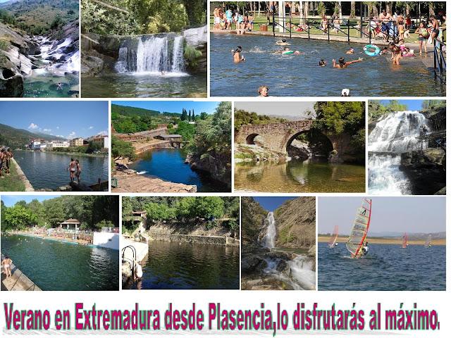 Turismo plasencia for Piscinas naturales navalmoral dela mata
