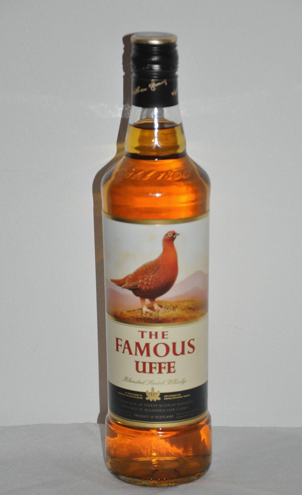 famous grouse egen etikett