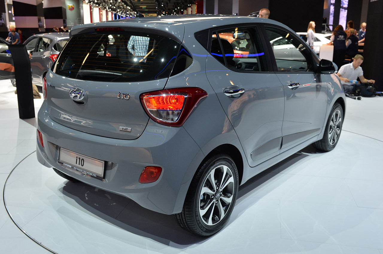 Vroom5000cc Hyundai I10 2013 We Love It