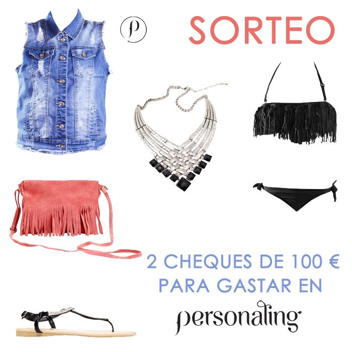 Total Look Personaling.es Sorteo de 100 €