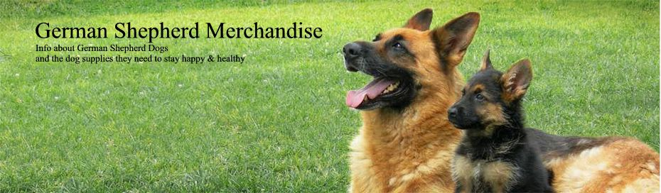 German Shepherd Merchandise