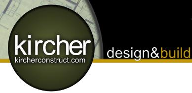 Kircher:  Design and Build