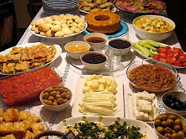 Cara menghindari makanan berlemak