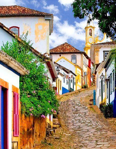 Meu Brasil. Lindo para pintar.