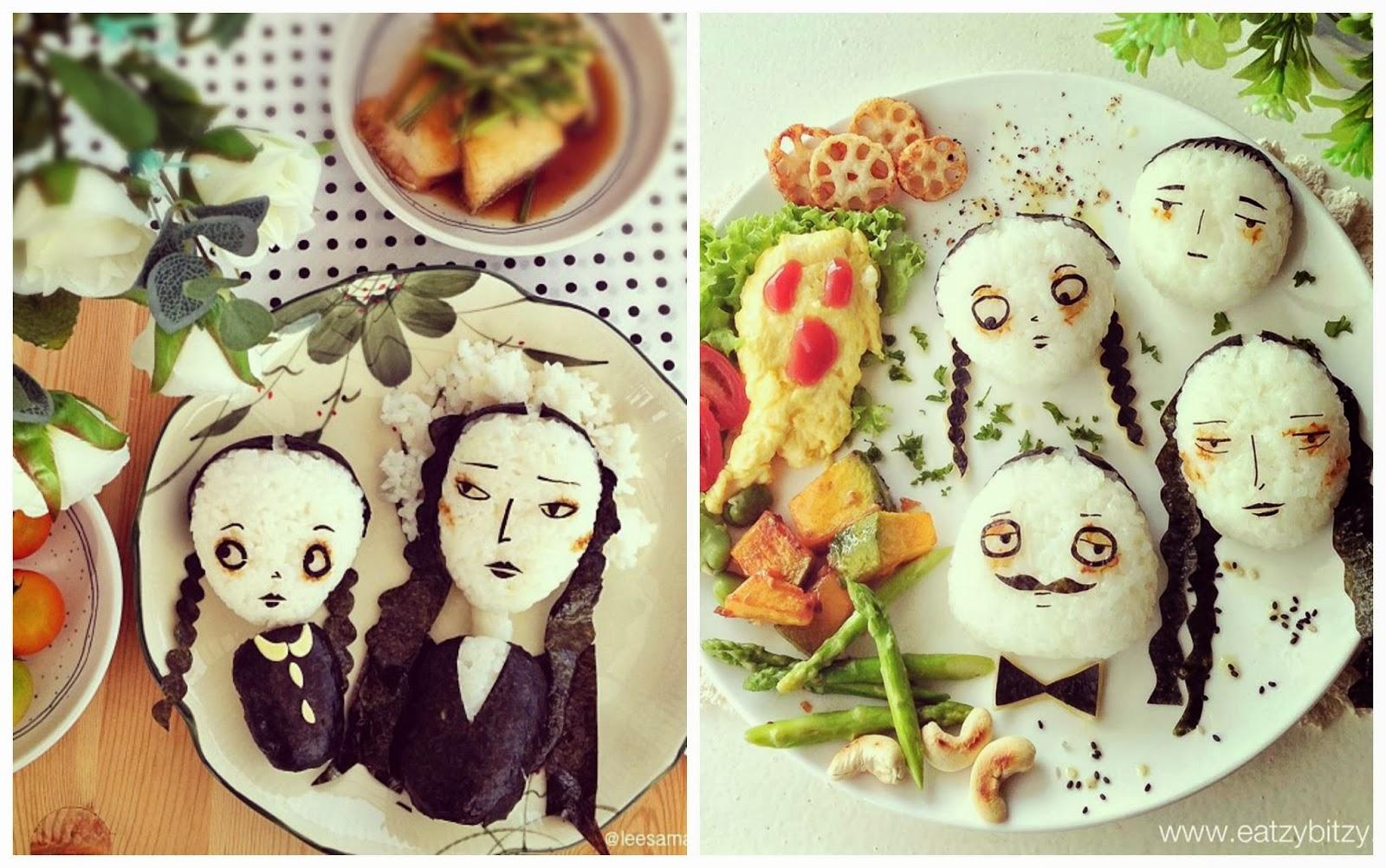 Una bruja piruja platos originales para halloween - Comodas originales ...