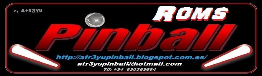 Roms Pinball